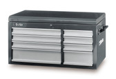 BETA 038000093 C38 TG-CAB 8 DRAWERS + TOP CHEST GREY