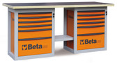 "BETA 059000002 C59 B-O-""ENDURANCE"" WORKBENCH 6 DRAWERS"