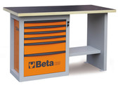 "BETA 059000003 C59 C-O-""ENDURANCE"" WORKBENCH 6 DRAWERS"