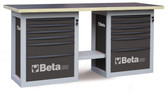 "BETA 059000022 C59 B-G-""ENDURANCE"" WORKBENCH 6 DRAWERS"