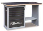 "BETA 059000023 C59 C-G-""ENDURANCE"" WORKBENCH 6 DRAWERS"