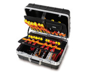 BETA 020290255 2029 BG-MQ-ABS CASE + 46 INSULATED TOOLS