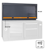 BETA 055000250 C55 PSP-TOOL PANEL WITH SHUTTER