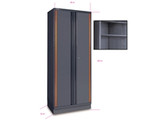 BETA 055000402 C55 A2-TWO-DOOR TOOL CABINET