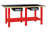 BETA 056000253 C56W R-WORKBENCH WITH WOOD TOP