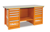 BETA 057001003 C57S C/O-MASTERCARGO WORKBENCH ORANGE