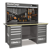 BETA 057001202 C57S B/G-MASTERCARGO WORKBENCH GREY