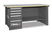 BETA 057001204 C57S D/G-MASTERCARGO WORKBENCH GREY