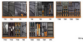 BETA 059040163 5904 VI/2T-151 TOOLS FOR INDUSTRIAL