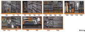 BETA 059080105 5908 VI/2T-232 TOOLS FOR INDUSTRIAL