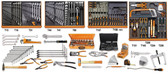 BETA 059100062 5910 VI/3T-256 TOOLS FOR INDUSTRIAL