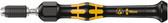 WERA 05074804001 1431 MICRO ESD 5.0 - 11.0 NCM PRE-SET ADJUSTABLE TORQUE SCREWDRIVER