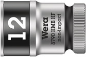 "WERA 05003746001 8790 HMB HF 12,0 Zyklop socket with 3/8"" drive, holding function"