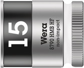 "WERA 05003749001 8790 HMB HF 15,0 Zyklop socket with 3/8"" drive, holding function"