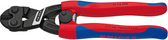 Knipex 71 12 200 SBA 8'' High Leverage CoBolt® Cutters w/ Spring-Comfort Grip