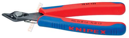 KNIPEX 78 23 125 Electronics Super Knips Comfort Grip