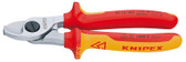 Knipex 95 18 165 US 6 1/2'' Cable Shears-1,000V Insulated