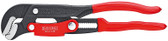Knipex 83 61 010 Pipe Wrenches S-Type with fast adjustment