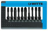 Witte 284772000 Impact Bit Set PH PZ TX