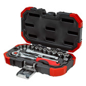 "Gedore Red 49003016 1/4"" Metric Socket Set"