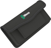 WERA 05136483001 EMPTY Textile Pouch for ToolCheck Plus and Bicycle Set 3