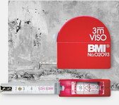 BMI 405 VISO 3m Tape Measure Fine Layout and Finish Carpentry