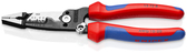 Knipex 13 72 8 SBA Forged Wire Strippers, Multi-Component