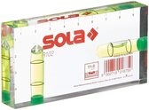 Sola Pocket Level and Ruler