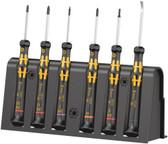 WERA 05030182001 Kraftform Micro 6 ESD Mobile Phone Repair Set 1 Mobile Phone Repair Set + Rack
