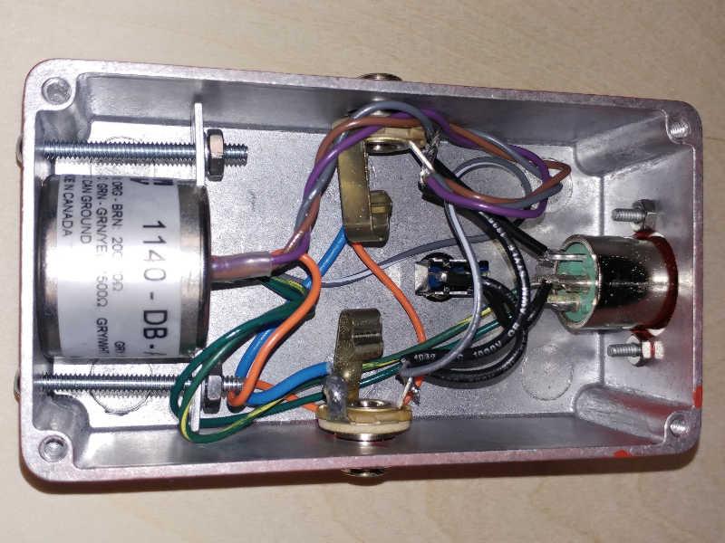 Inside A Passive DI Box