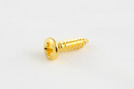 Gibson® Size Pickguard Screws - Gold