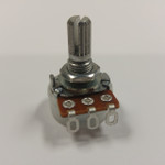 Alpha Mini - Split Shaft A/Log Potentiometer