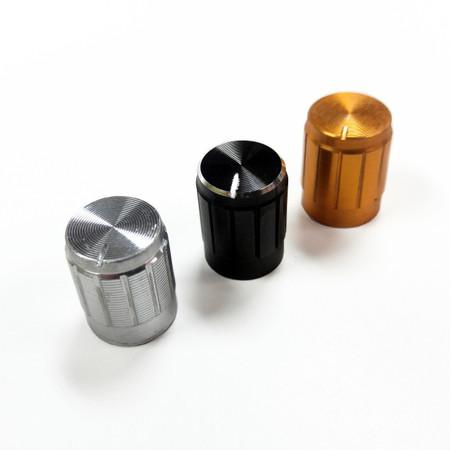 Aluminum Knob - Small (Choose Colour)