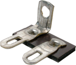 Terminal Strip - 2 Lug, 2nd Lug Common, Horizontal