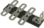Terminal Strip - 3 Lug, 0 Common, Vertical