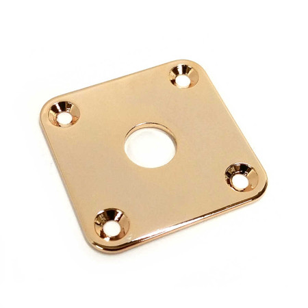 Jack Plate - Square Gold