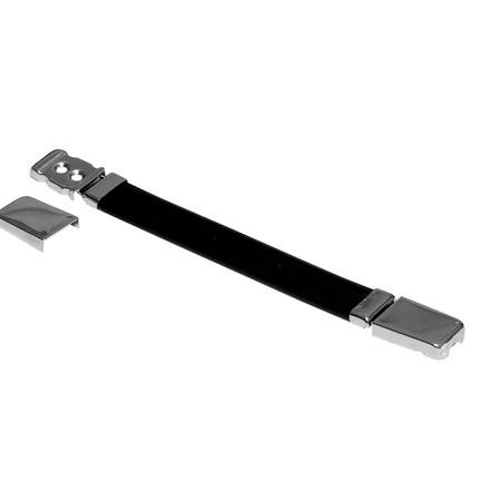 Strap Handle - Hiwatt Style Nickel