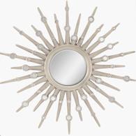 Silver Sunburst