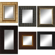 Mirrors Assorted Pk/6 II