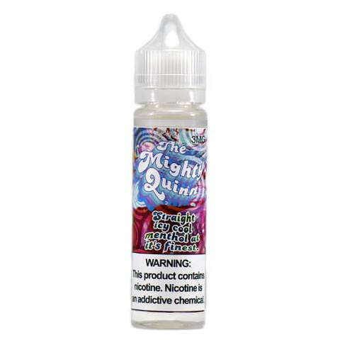 Straight icy cool menthol at it's finest. 50% VG