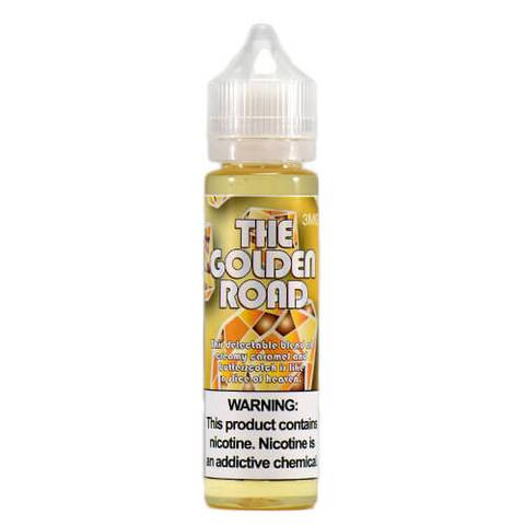 This delectable blend of cream caramel and butterscotch is like a slice of heaven. 70% VG