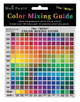 Colour Wheel Mix Guide