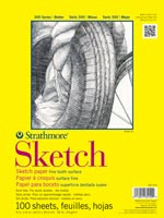 Strathmore Sketch Pad 18x24 120pg