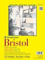 Strathmore Bristol Paper 9x12