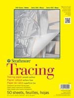 Strathmore Tracing Paper Pad 11x14 50pg
