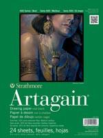 Strathmore Artagain Black Paper 9x12 24pg