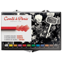 Conte Pastel 12pk Set of Colours