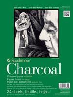 Strathmore Charcoal Pad Hemp Paper 6x9
