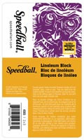 Speedball Mounted Lino Block 8x10