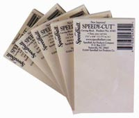 Speedball Speedy Cut (Beige) 6.75x11
